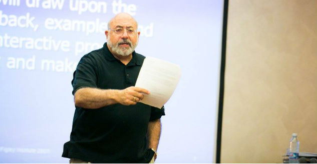 Dr. Keyes Emphasizes Need of Support for Abuse Victims