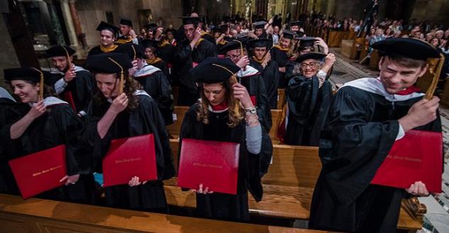 Divine Mercy University Celebrates 2018 Graduates