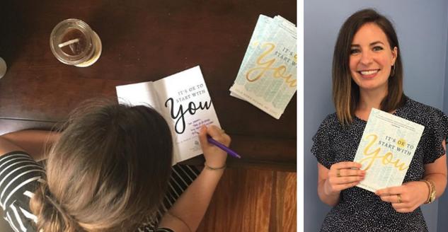 Psychology Alumna Publishes Self-Care Book