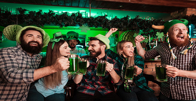 Honoring St. Patrick With Moderation