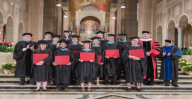 12 Grads On a Mission to Counsel the World