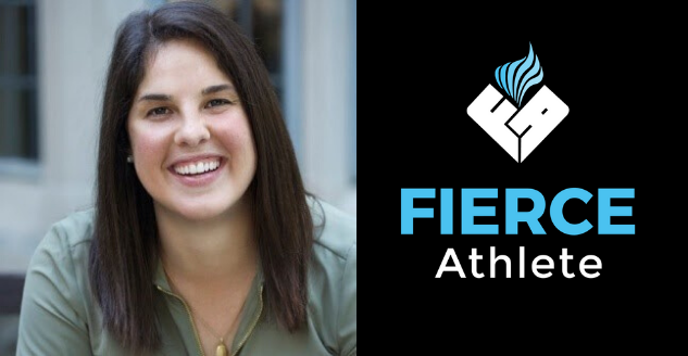 Alumna Helps Athletes Overcome Brokenness