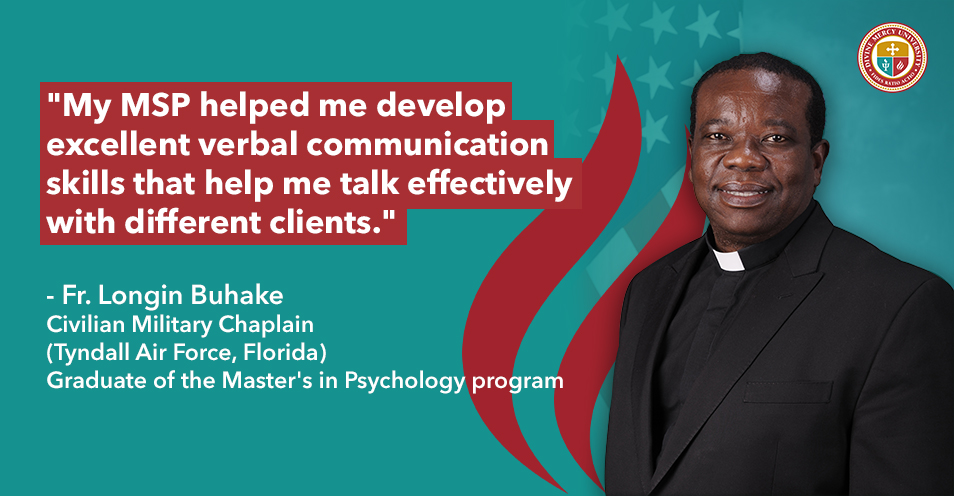 Military Chaplain Shares Benefits of Psychology